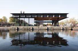 Paviljoen Piushaven Tilburg – CIVIC & BRIGHT