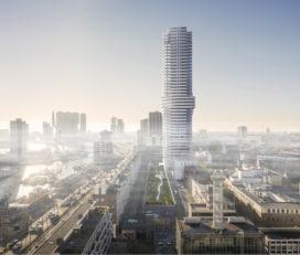 Rotterdam gaat bouwrecord 2017 breken