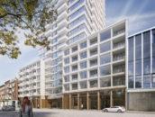 Nieuwe Rotterdamse woontorens wortelen in bestaande stad