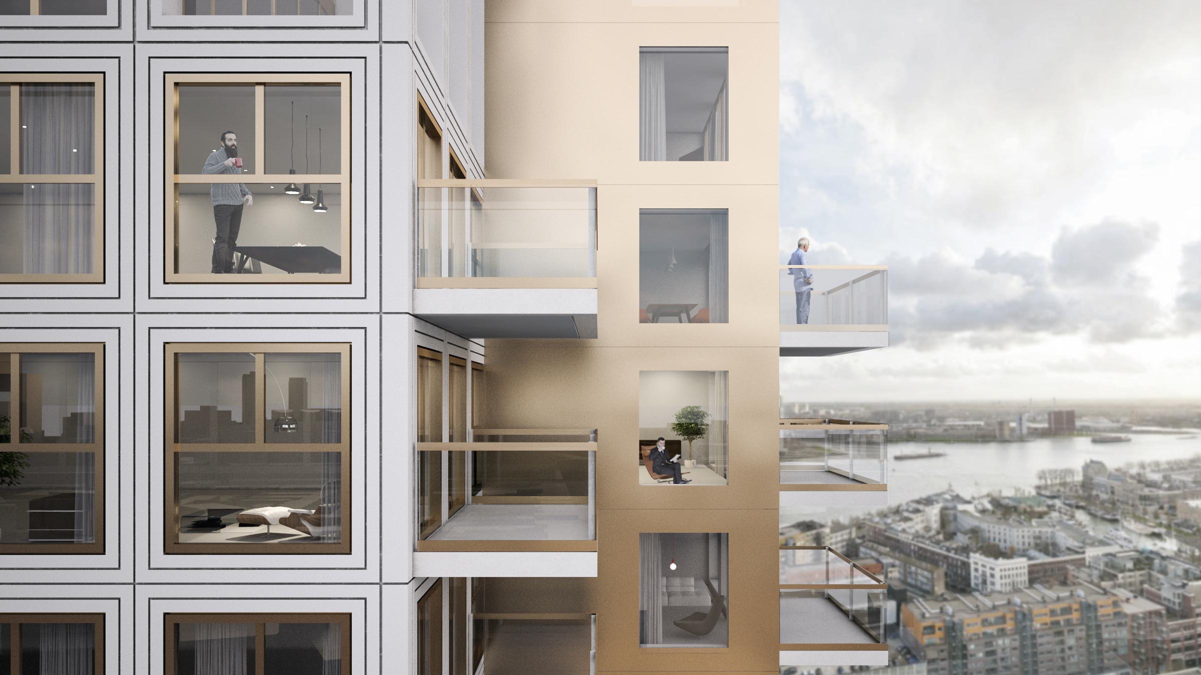 <p>beeld KAAN Architecten</p>