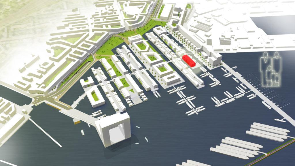 Amsterdam Houthavens Eengezinsappartementen Heren 5