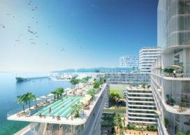 MAXWAN en MASA architects winnen post-olympische ontwikkeling Sotsji