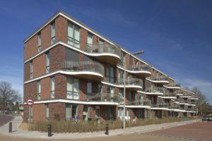 Markant appartementencomplex – Beltman Architecten