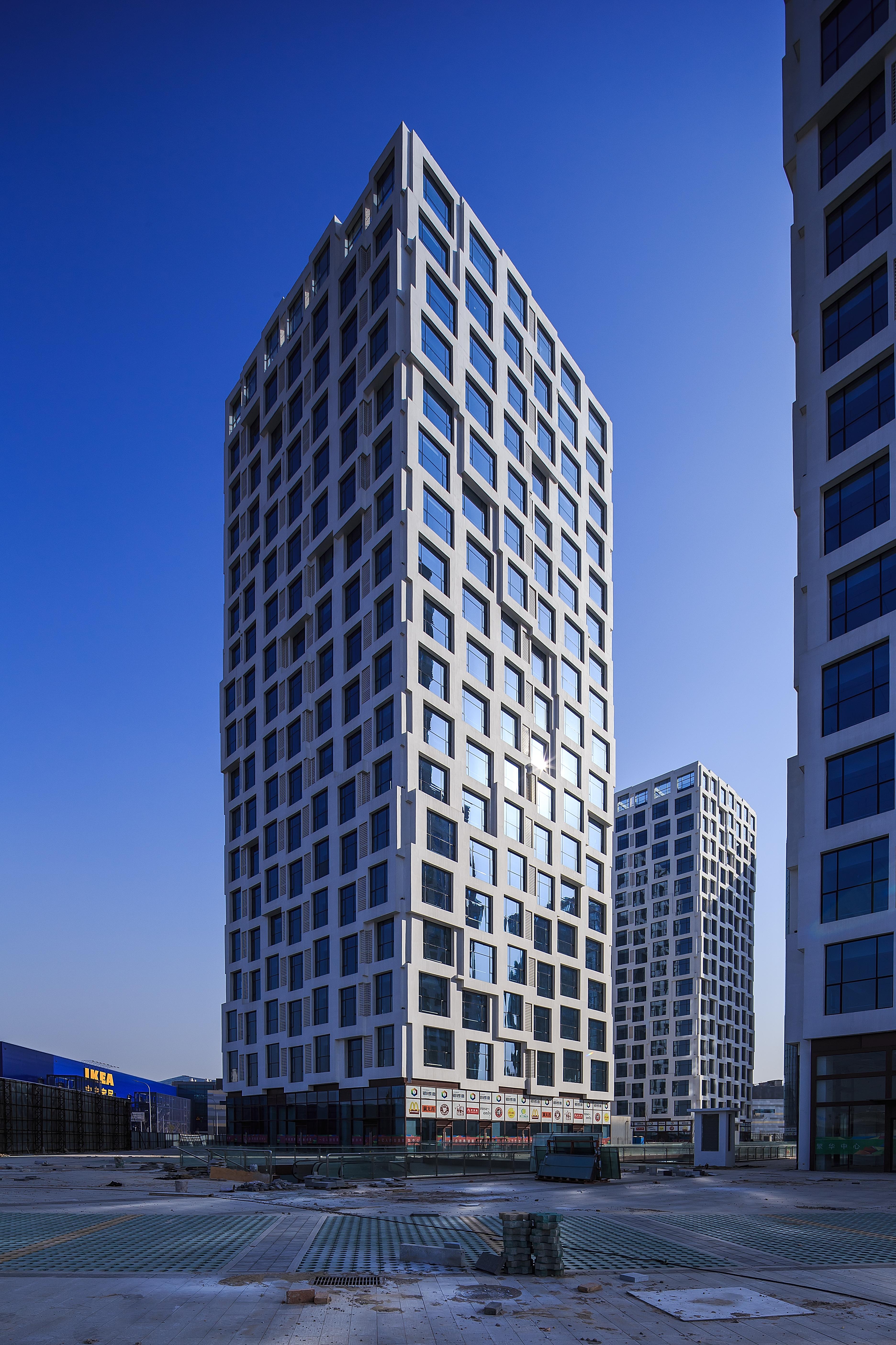 <p>CDD – Creative Design District, mix-use complex voor creative industry en lofts</p>