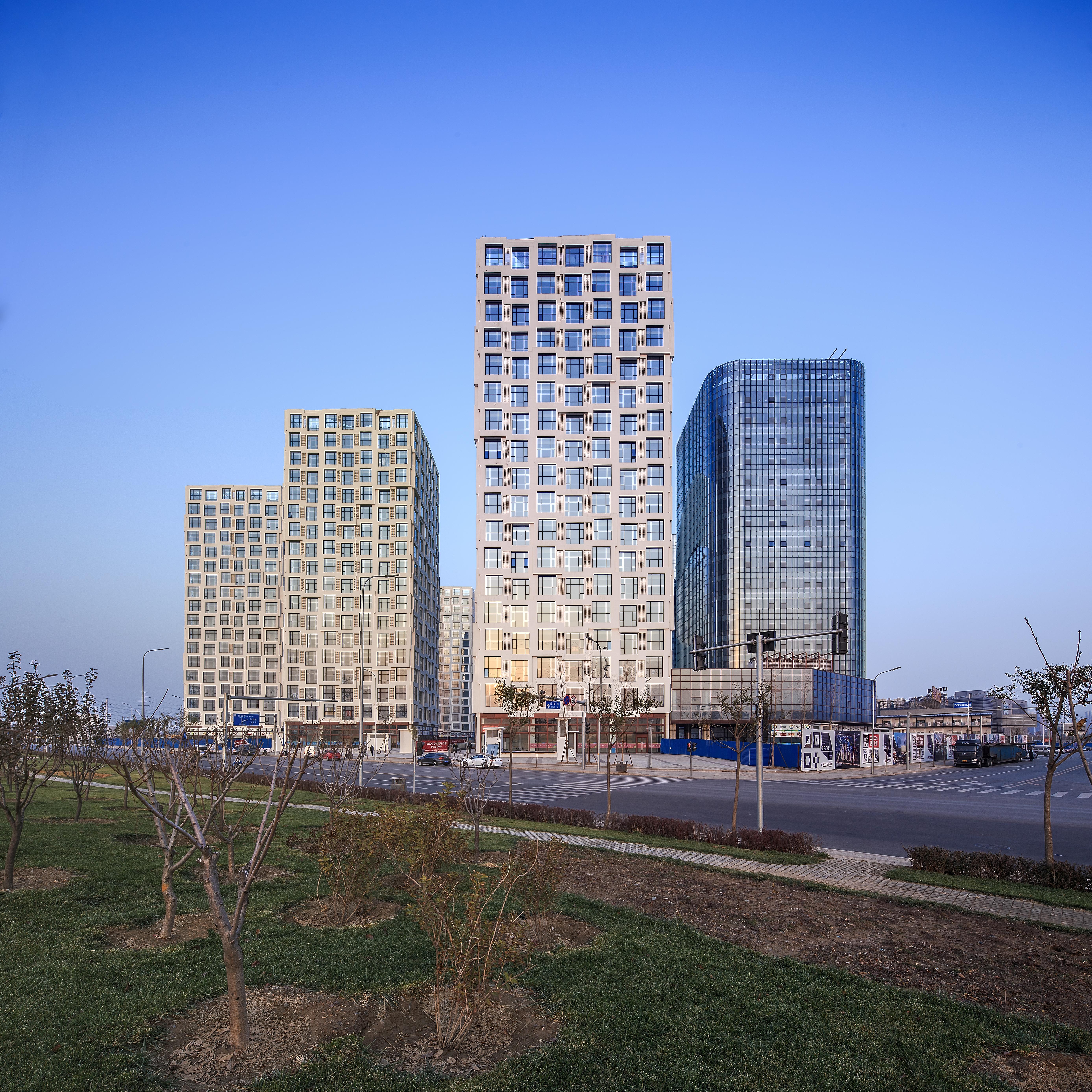 <p>CDD – Creative Design District, mix-use complex voor creative industry en loftsts</p>