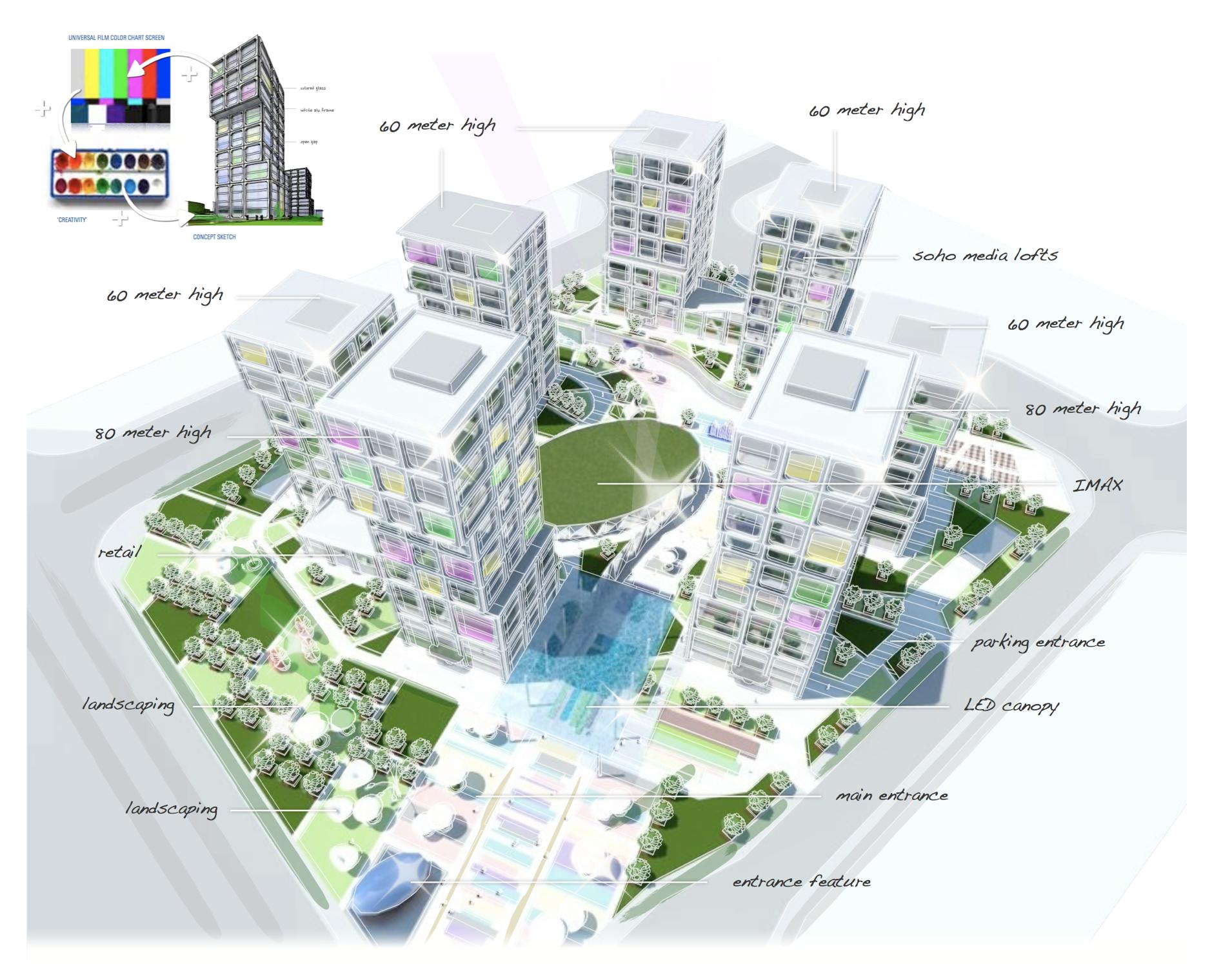<p>NEXT Architects China_BJ_TIMES_SQUARE</p>
