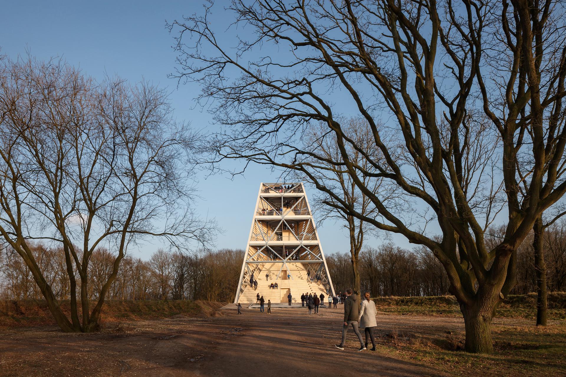 <p>Uitkijktoren Pompejus</p>