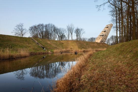 Uitkijktoren Pompejus Halsteren RO&AD Architecten Foto Katja Effting