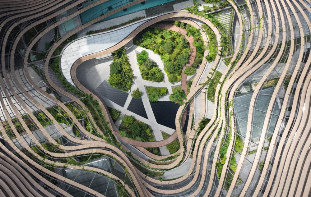 Nieuwe groene stedelijkheid: Marina One Singapore – Ingenhoven Architects