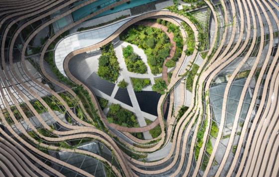 MarinaOne Singapore door Ingenhoven Architects_magazine maart 2018