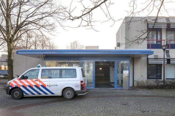 Verbouwing Stadhuis Maassluis Politiepost_Fotograaf Stijn Poelstra