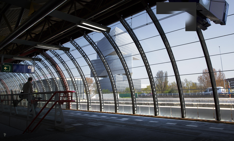 <p>Switching Platforms, OMA voor Being Development, Nhow Hotel, Amsterdam</p>