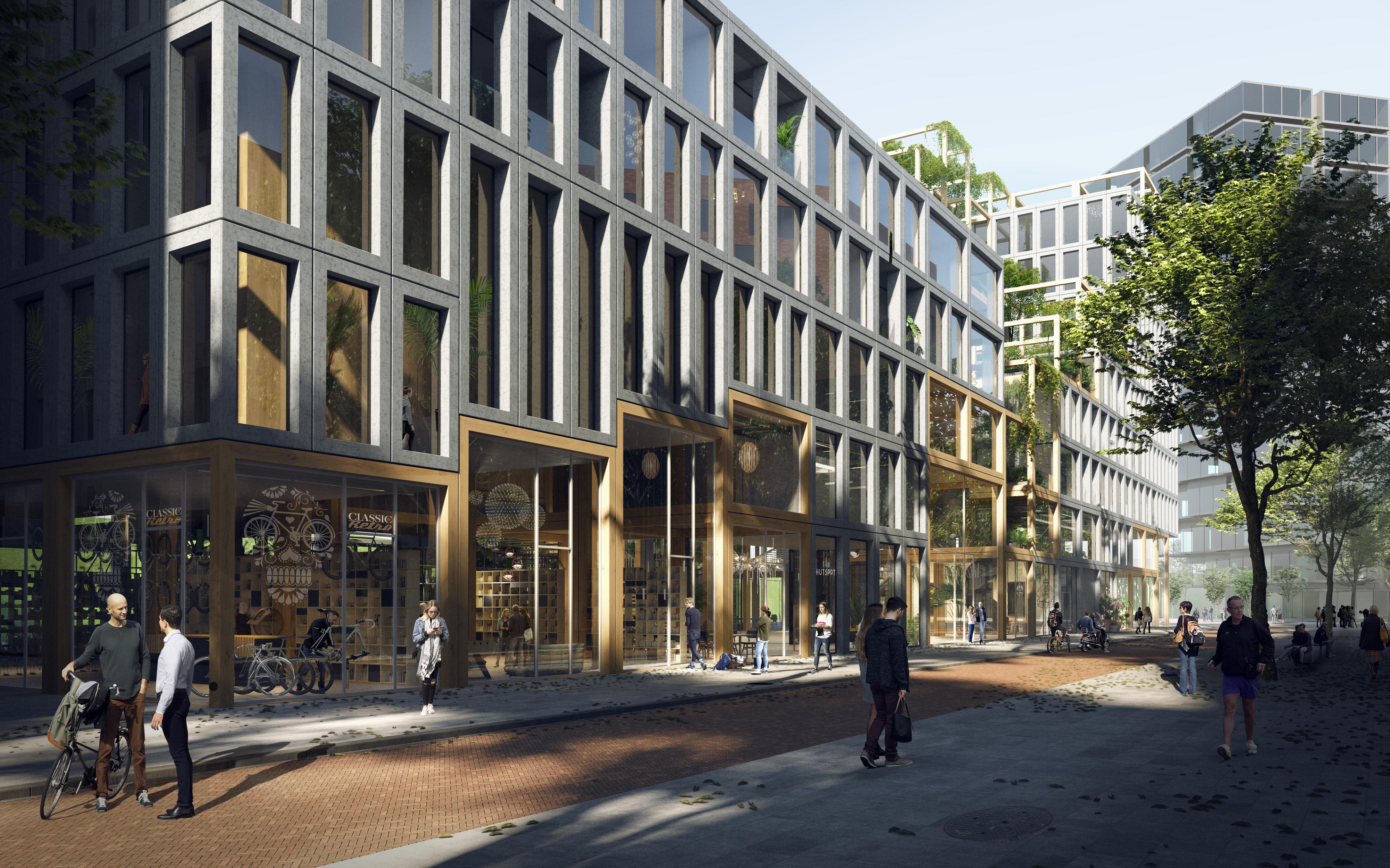 <p>Streetcorner, Studio Nine Dots voor Synchroon, Rebel, Amsterdam</p>