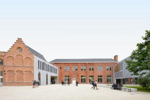 Scholencampus Kortrijk – Abscis Architecten