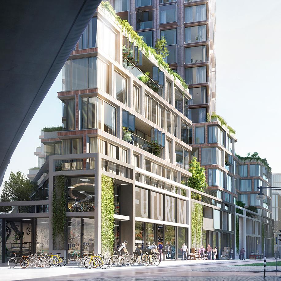 Architect-Residential-Public-Kavel-O-Crossroads-Sloterdijk-Amsterdam-MVSA-3-©WAX