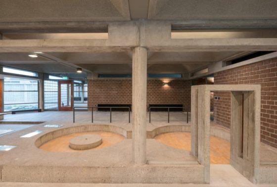 BPD Burgerweeshuis Amsterdam - Renovatie Wessel de Jonge, Interieur Ex Interiors
