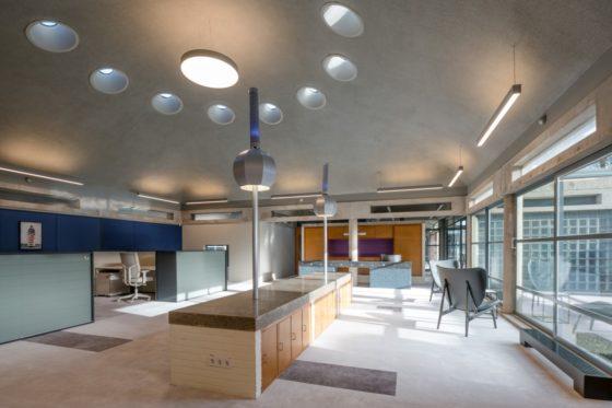 Burgerweeshuis Amsterdam 2018 door Wessel de Jonge Architecten