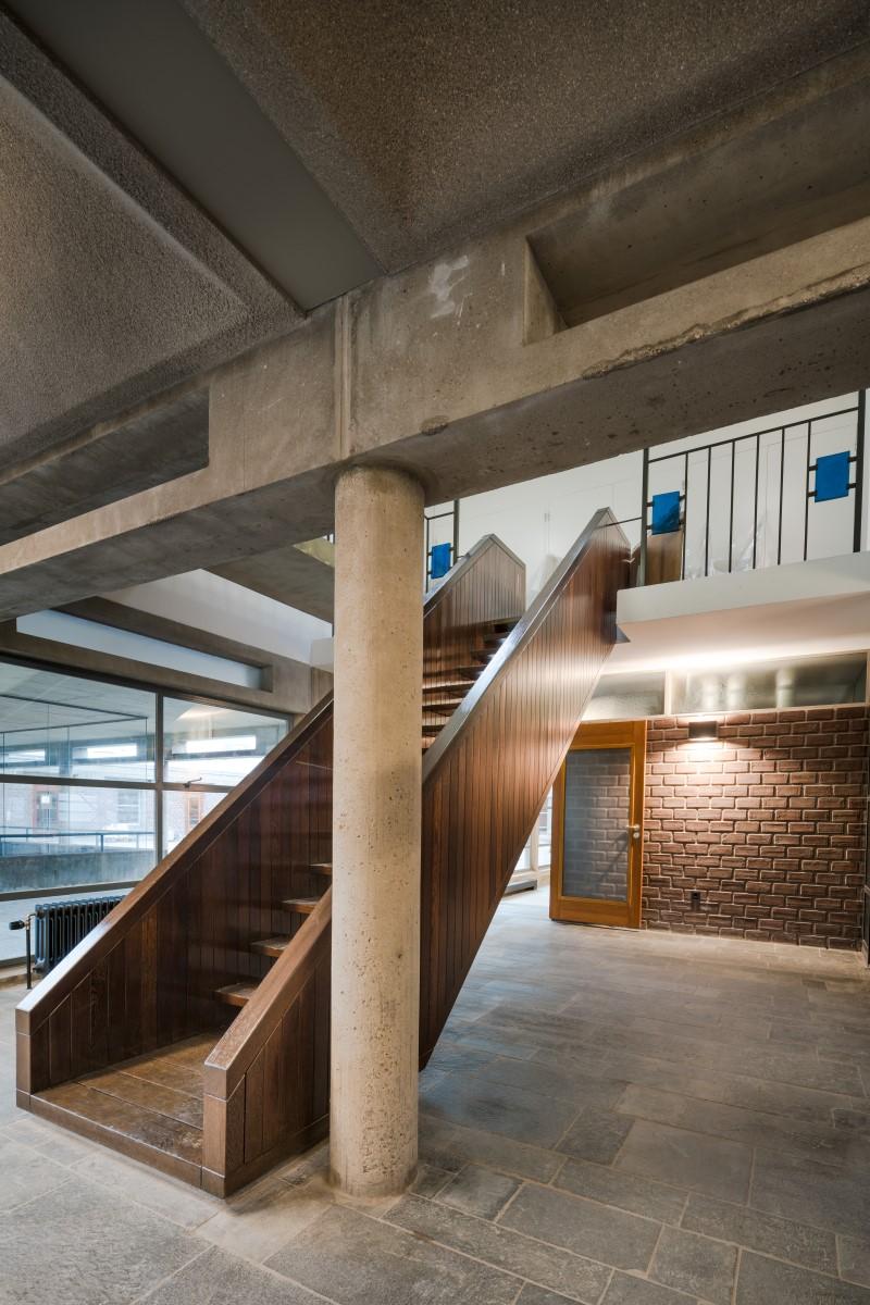 <p>Aldo van Eijck, Burgerweeshuis, Amsterdam, 2018, Wessel de Jonge Architecten</p>