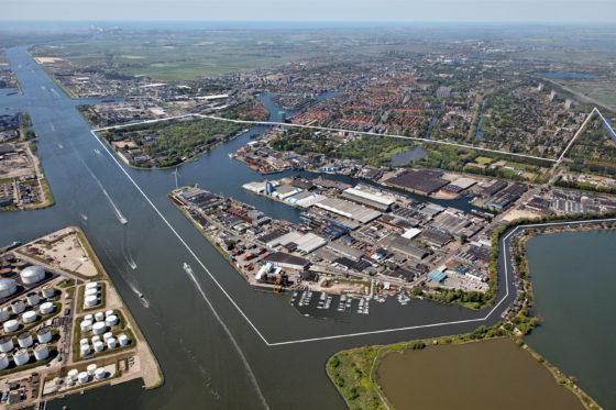 KCAP supervisor MAAK.gebied Zuid in Zaanstad