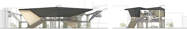 UNStudio ontwerpt winnende kabelbaan voor jubilieum Goteborg