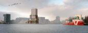 CONIX RDBM Architects ontwerpt sluitstuk Müllerpier Rotterdam