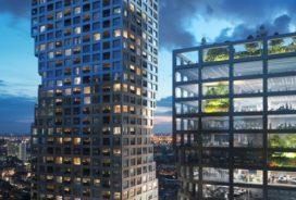 MVRDV ontwerpt laatste fase Weenapoint Rotterdam