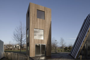 ARC18: Slim Fit micro woning Almere – Ana Rocha architecture