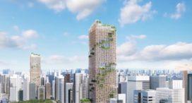 Tokio wil hoogste houten wolkenkrabber bouwen