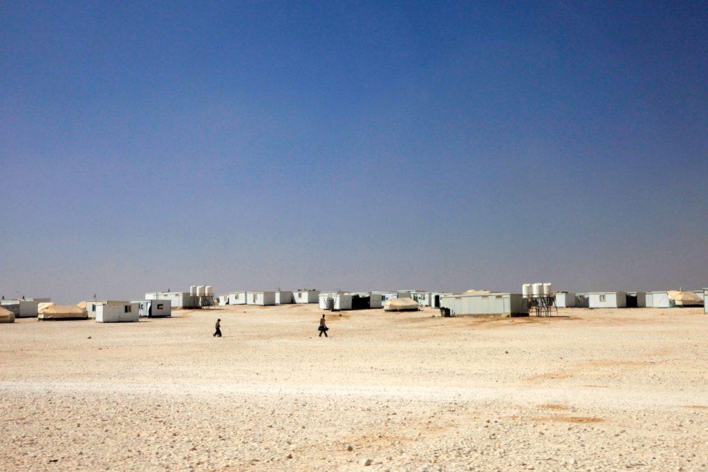 Za'atari (vluchtelingenkamp in Jordanië)