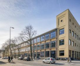 Zwemcentrum Rotterdam – Kraaijvanger Architects