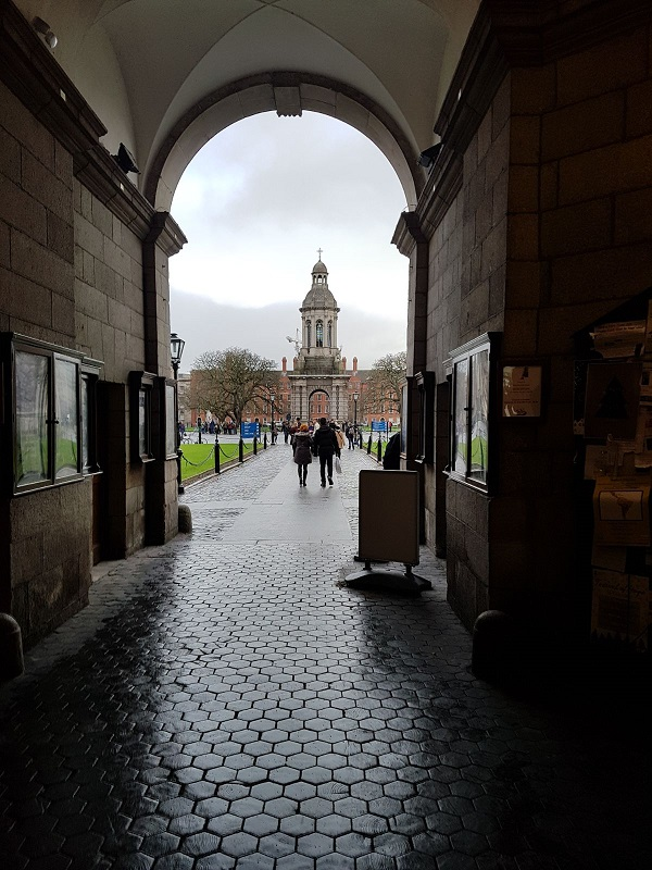 Prijsvraag Dublin College