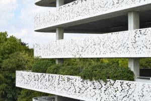 Parkeergebouw AZ Sint- Lucas & Volkskliniek – Abscis Architecten