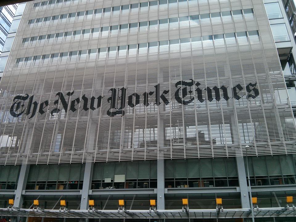 New York Times gebouw vogelvriendelijk