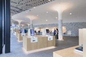 Interieur Stadskantoor Delft – Studio Biek