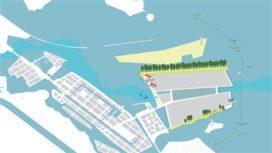IJburg krijgt strandeiland