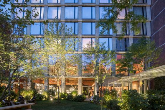 HdM plaza de Architect maart 2018 Thema Hospitality. Foto Iwan Baan