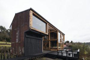 Blog – Oude schuur of moderne villa in Chili door Ortuzar Gebauer Arquitectos