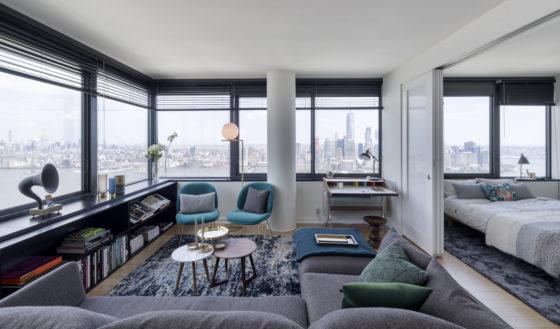 Maart-magazine 2018 de Architect Urby woontoren door concrete. Foto Ewout Huibers