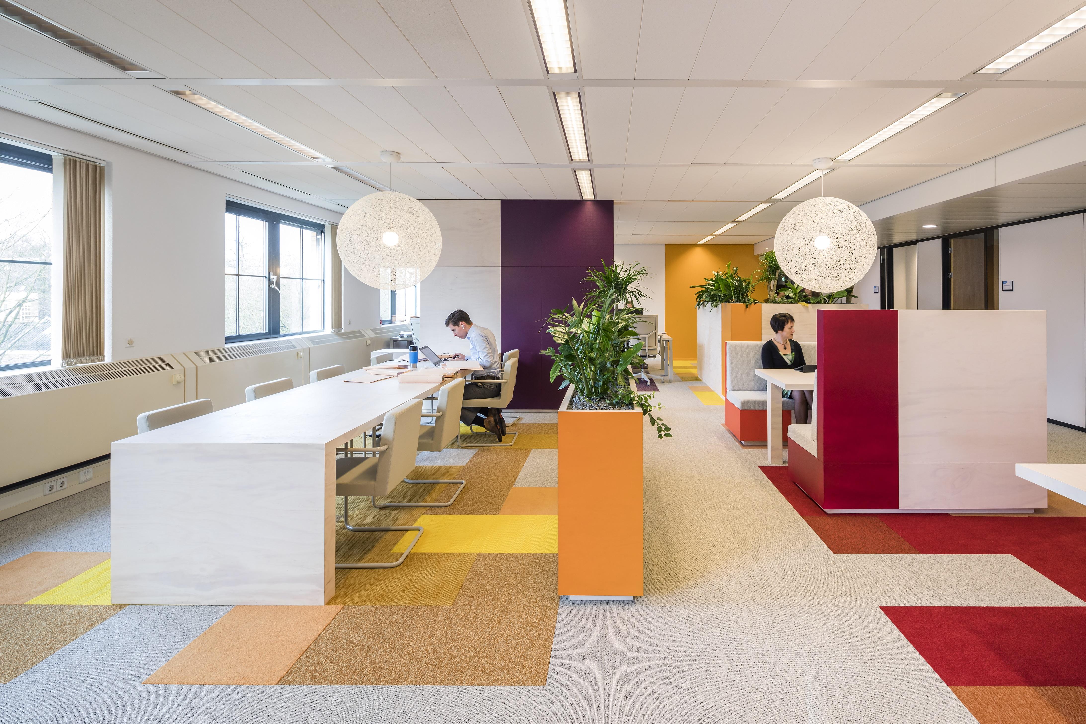 <p>Helga Snel architecten, Sociale Dienst, Zeist © 2018</p>