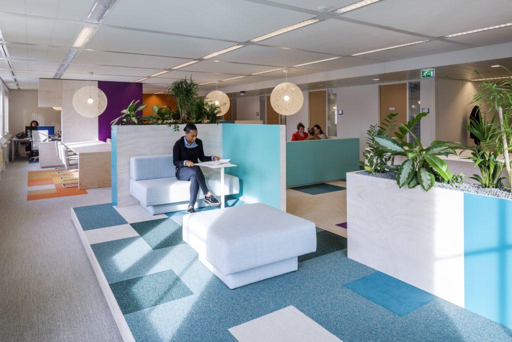 Helga Snel architecten, Sociale Dienst, Zeist © 2018 Beeld Daria Scagliola & Stijn Brakkee