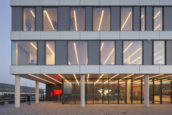 Logistiek Centrum Schiphol door DP6 in gebruik