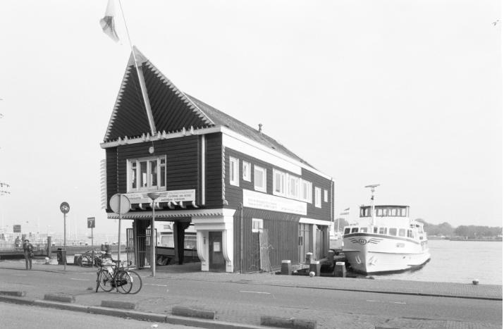 Naco Huisje Amsterdam