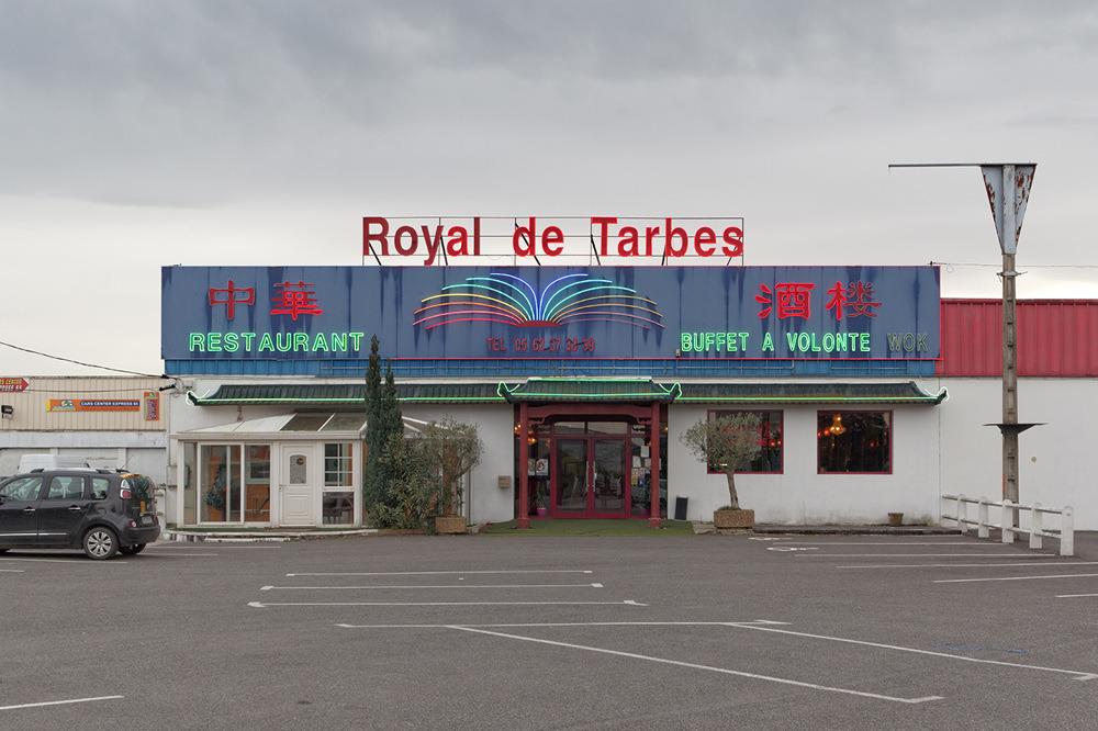 De 'Hollandse Chinees' in Frankrijk, beeld Eric Tabuchi