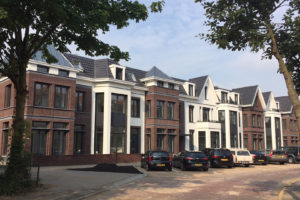 Nieuwbouw 18 herenhuizen, Alkmaar – Studio Pro6