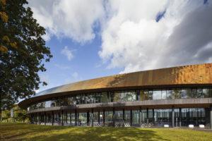 Sportcampus Zuiderpark Den Haag – FaulknerBrowns Architects