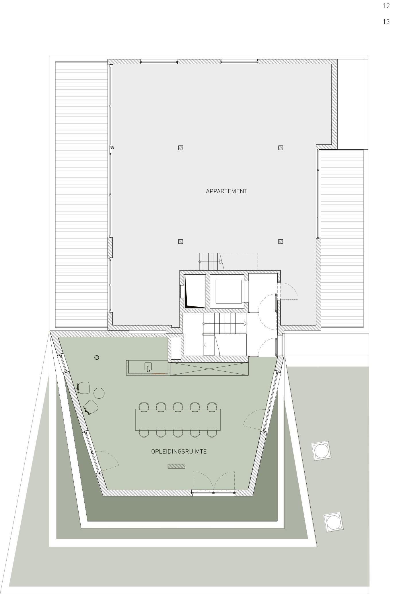 <p>Medineth 2e verdieping</p>