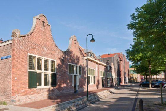 Gouda Koningshof AWG Architecten StiB Award nominatie 2018