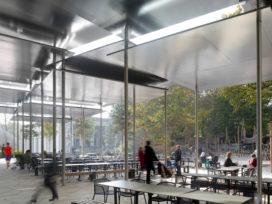 Uitbreiding dierentuin Antwerpen – Studio Farris i.s.m. ELD, Fondu en Officium