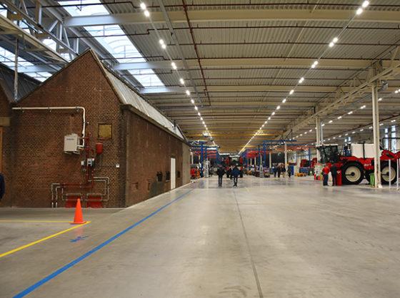Agrifac Steenfabriek verbouwing