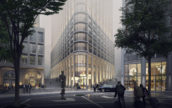 OZ Architects ontwerpt Aloft by Marriott hotel Utrecht
